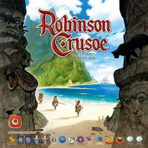 Robinson Crusoe: Viaggio verso l'Isola Maledetta - ENG  (Lingua: Inglese - Stato: Nuovo)