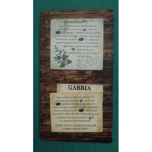 Robinson Crusoe: Gabbia  (Lingua: Italiano - Stato: Nuovo)