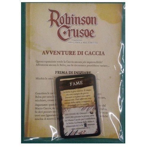 Robinson Crusoe: Avventure di Caccia  (Lingua: Italiano - Stato: Nuovo)