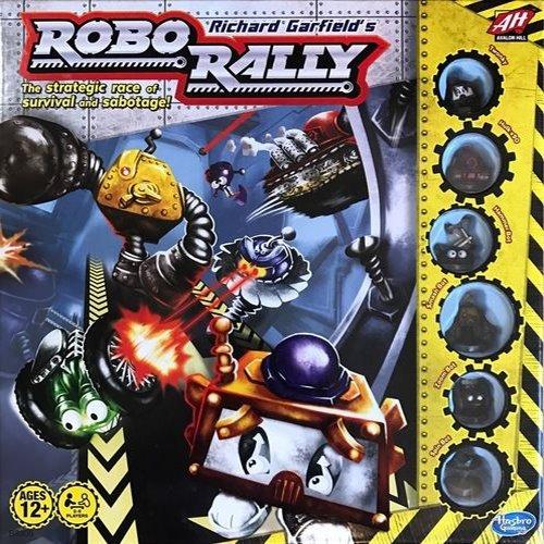 RoboRally  (Lingua: Inglese - Stato: Nuovo)