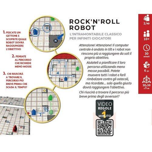 Rock 'n' Roll Robot  (Lingua: Italiano - Stato: Nuovo)