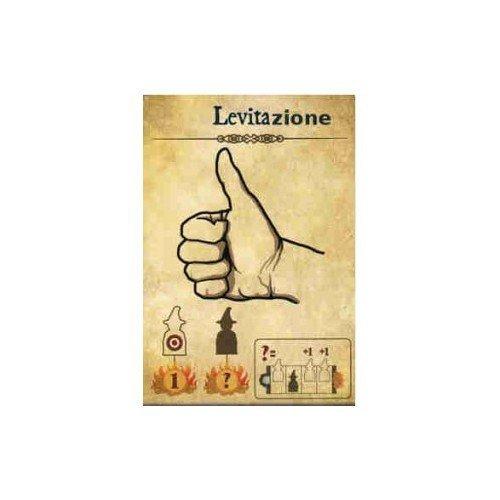 Rock Paper Wizard: Carta Promo Levitazione  (Lingua: Italiano - Stato: Nuovo)