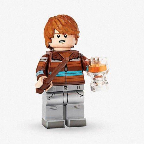 Ron Weasley con Burrobirra  (Stato: Nuovo)
