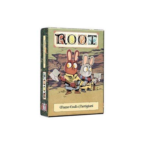 Root: Mazzo Esuli e Partigiani  (Lingua: Italiano - Stato: Nuovo)