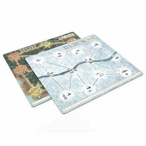 Root: Playmat Autunno/Inverno  (Stato: Nuovo)
