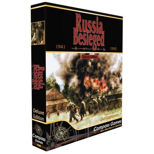 Russia Besieged, Deluxe Edition  (Lingua: Inglese - Stato: Nuovo)