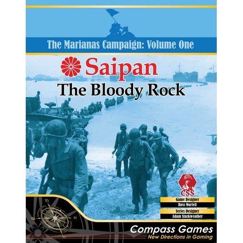 Saipan: The Bloody Rock  (Lingua: Inglese - Stato: Nuovo)