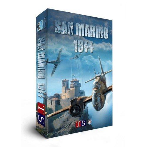 San Marino 1944  (Lingua: Italiano, Inglese, Polacco - Stato: Nuovo)