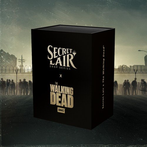 Secret Lair Drop Series: The Walking Dead  (Lingua: Inglese - Stato: Nuovo)