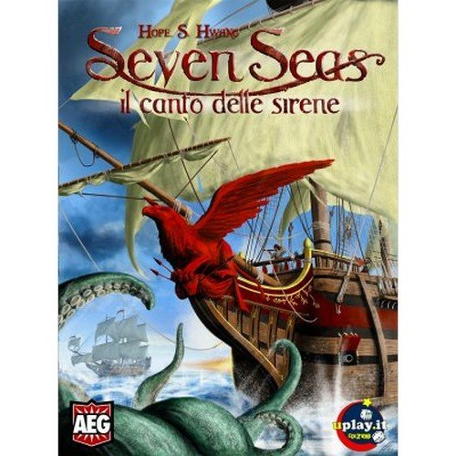 Seven Seas, Il Canto delle Sirene  (Lingua: Italiano - Stato: Nuovo)