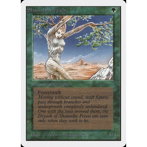 Shanodin Dryads  (Lingua: Inglese - Stato: Excellent)