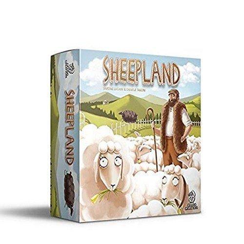 Sheepland  (Lingua: Italiano, Inglese, Spagnolo, Catalano - Stato: Usato)