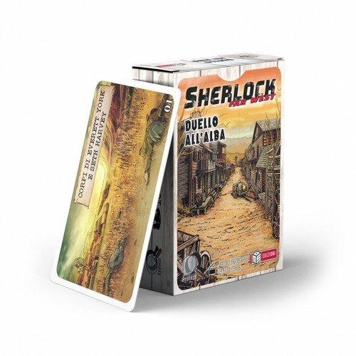 Sherlock Far West: Duello all'Alba  (Lingua: Italiano - Stato: Nuovo)