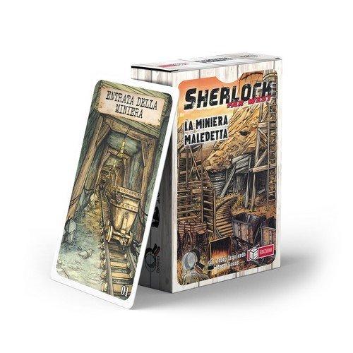 Sherlock Far West: La Miniera Maledetta  (Lingua: Italiano - Stato: Nuovo)