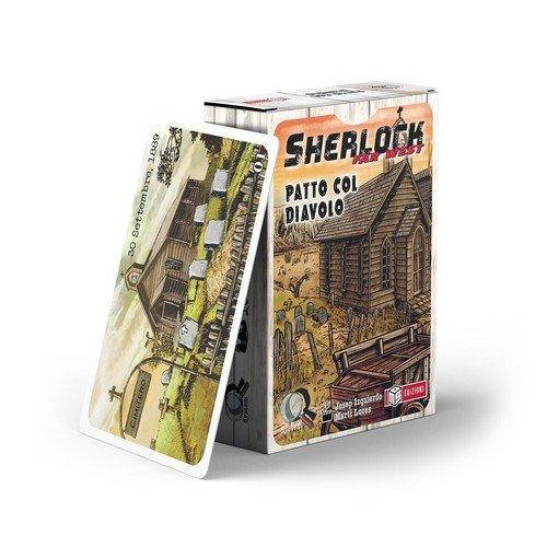 Sherlock Far West: Pacto con el diablo  (Language: Italian - Conditions: New)