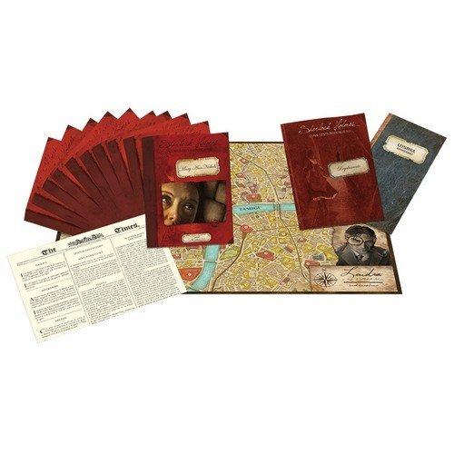 Sherlock Holmes, Consulente Investigativo: Jack lo Squartatore e Avventure nel West End  (Lingua: Italiano - Stato: Nuovo)