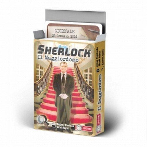 Sherlock: Il Maggiordomo  (Lingua: Italiano - Stato: Nuovo)