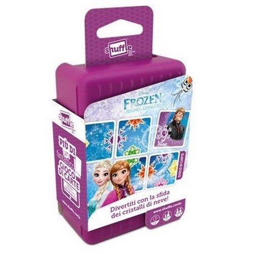 Shuffle: Disney Frozen  (Lingua: Italiano - Stato: Nuovo)