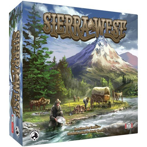 Sierra West  (Language: Italian - Conditions: New)