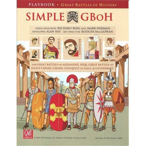 Simple Great Battles of History, 2nd Edition  (Lingua: Inglese - Stato: Nuovo)