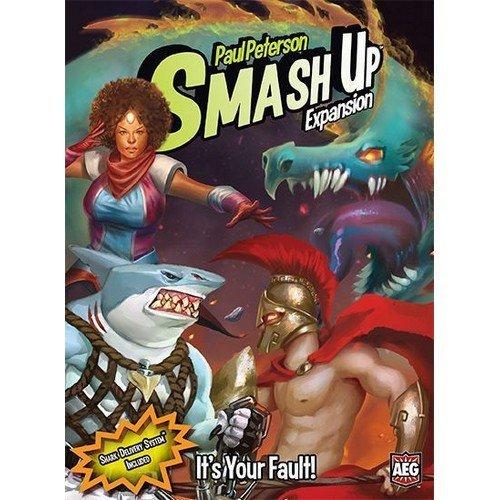 Smash Up: Espansione È Colpa Vostra!