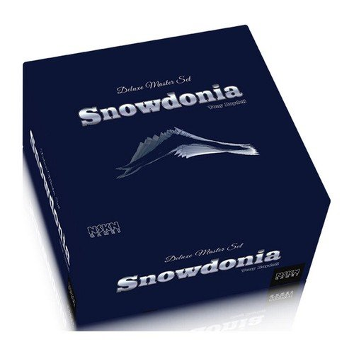 Snowdonia, Deluxe Master Set  (Language: English - Conditions: New)