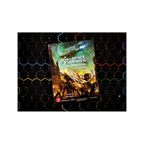 Space Empires, Close Encounters Expansion (2nd Print)  (Lingua: Inglese - Stato: Nuovo)