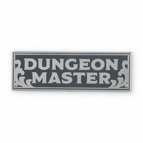 Spilla in Metallo Dungeons & Dragons Dungeon Master  (Stato: Nuovo)