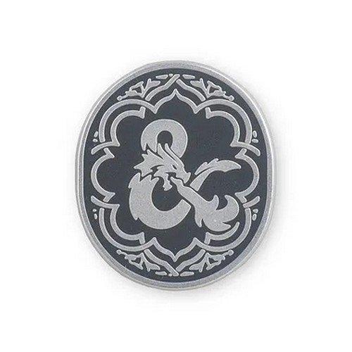 Spilla in Metallo Dungeons & Dragons Scudo  (Stato: Nuovo)
