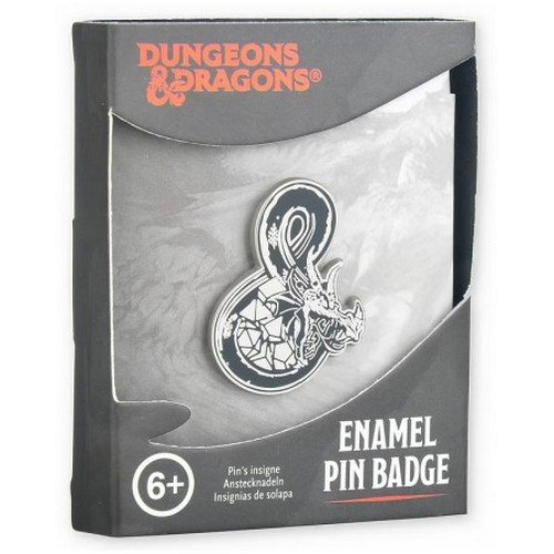 Spilla in Metallo Dungeons & Dragons  (Stato: Nuovo)