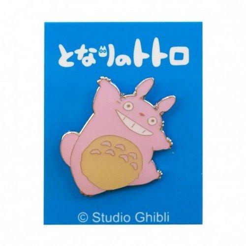 Spilla in Metallo Il Mio Vicino Totoro, Ballo  (Stato: Nuovo)