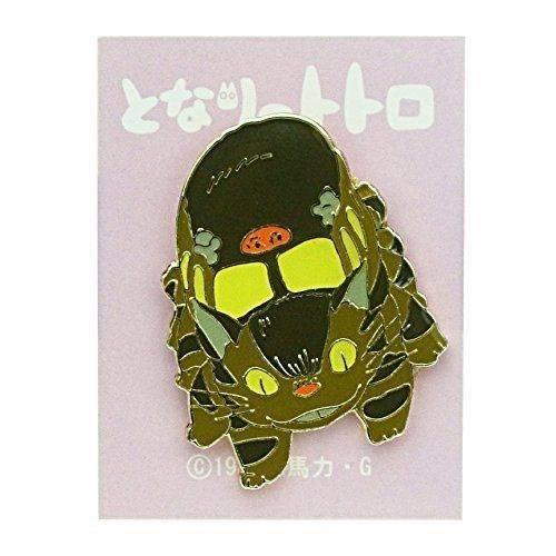 Spilla in Metallo Il Mio Vicino Totoro, Cat Bus 2 T-43  (Stato: Nuovo)