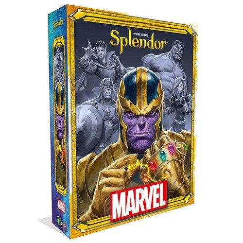 Splendor Marvel  (Lingua: Italiano - Stato: Nuovo)