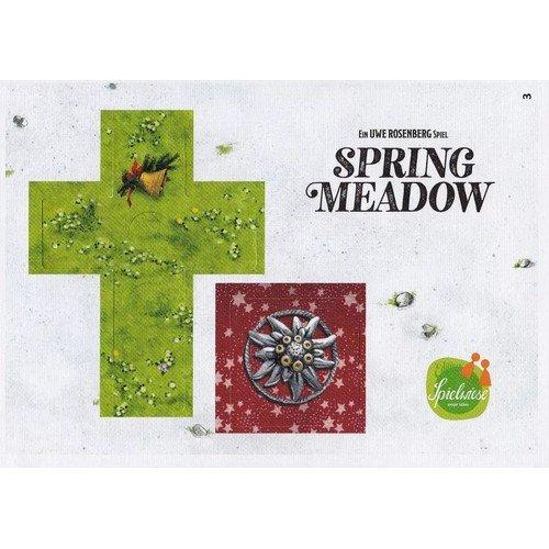 Spring Meadow Promo  (Lingua: Inglese, Tedesco - Stato: Nuovo)