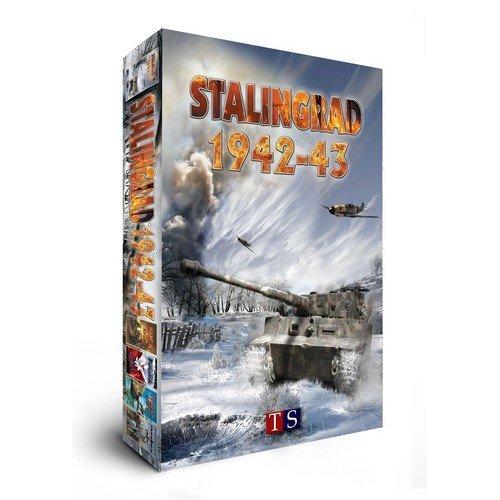 Stalingrad 1942-43  (Lingua: Inglese, Polacco - Stato: Nuovo)