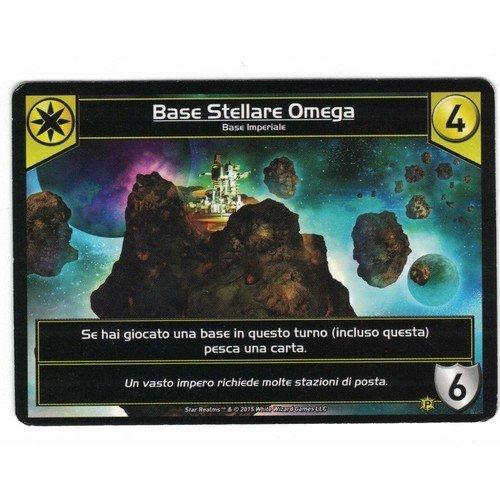 Star Realms: Base Stellare Omega  (Lingua: Italiano - Stato: Nuovo)