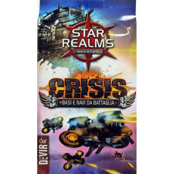 Star Realms: Crisis Basi e Navi  (Lingua: Italiano - Stato: Nuovo)