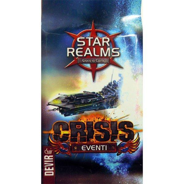 Star Realms: Crisis Eventi  (Lingua: Italiano - Stato: Nuovo)