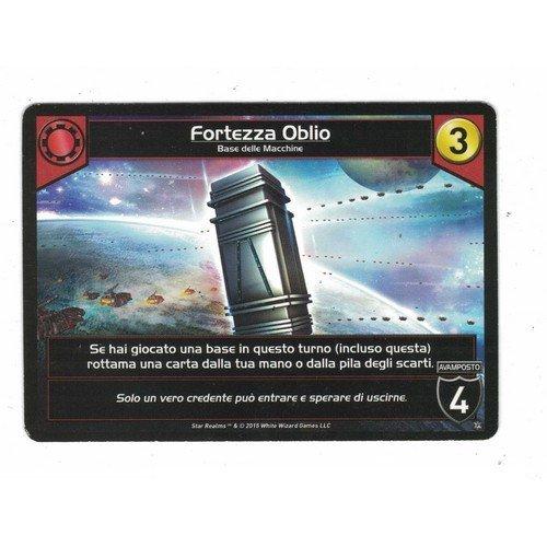 Star Realms: Fortezza Oblio  (Lingua: Italiano - Stato: Nuovo)