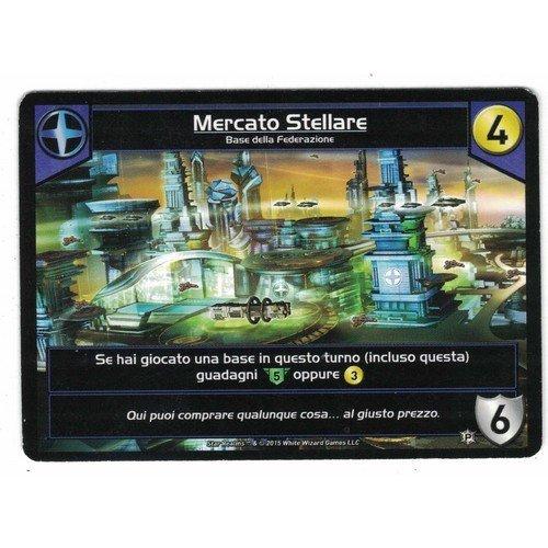 Star Realms: Mercato Stellare  (Lingua: Italiano - Stato: Nuovo)