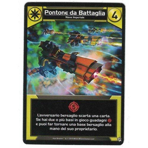 Star Realms: Pontone da Battaglia  (Lingua: Italiano - Stato: Nuovo)