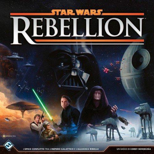 Star Wars, Rebellion - ITA  (Lingua: Italiano - Stato: Nuovo)