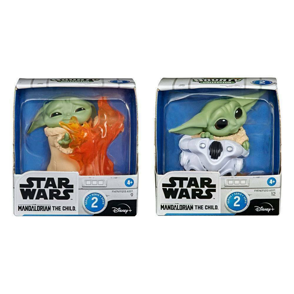Star Wars the Mandalorian The Child Series 2 Set #3, Baby Yoda  (Stato: Nuovo)