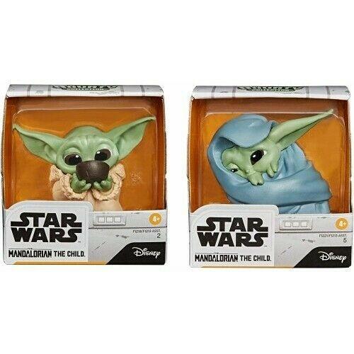 Star Wars the Mandalorian The Child Set #3, Baby Yoda  (Stato: Nuovo)
