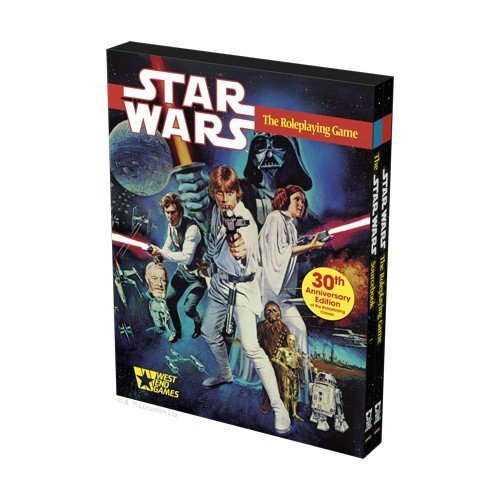Star Wars, The Roleplaying Game - 30th Anniversary Edition  (Language: English - Conditions: New)