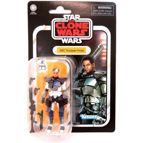 Star Wars Vintage Collection ARC Trooper Fives  (Stato: Nuovo)
