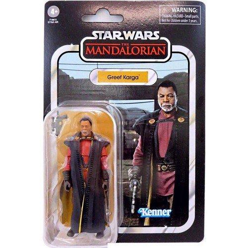 Star Wars Vintage Collection Greef Karga  (Stato: Nuovo)