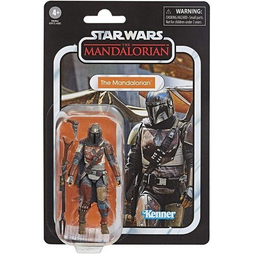 Star Wars Vintage Collection The Mandalorian  (Stato: Nuovo)