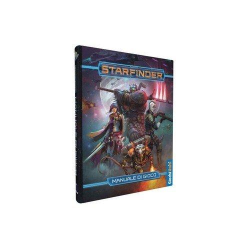 Starfinder: Manuale di Gioco  (Lingua: Italiano - Stato: Nuovo)
