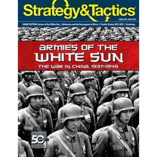 Strategy & Tactics #305: Armies of the White Sun  (Lingua: Inglese - Stato: Nuovo)